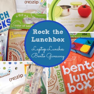 How Do You Rock the Lunchbox? {Giveaway}