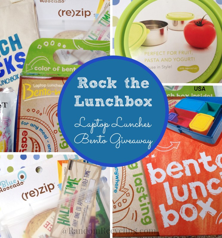 Rock the Lunchbox. #schoollunch #backtoschool