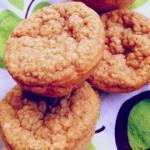 Healthy Squash Mini Muffins.