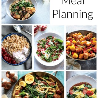 January Meal Plan