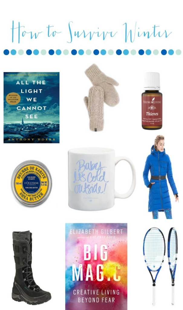 How to Survive Winter with Cozy Favorites