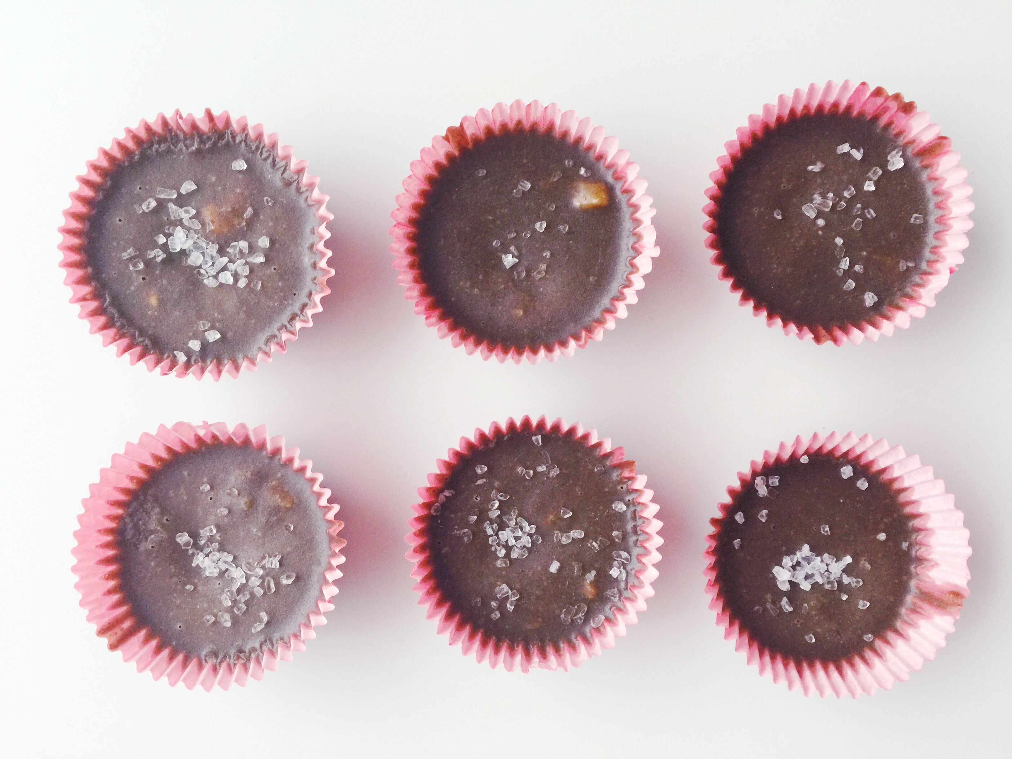 Healthy Homemade Mini Chocolate Dessert Recipe