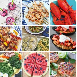 Delicious Summer Recipe Round-Up