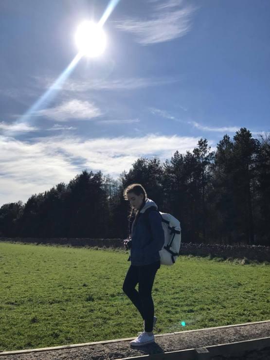 a travel lover's dream bag