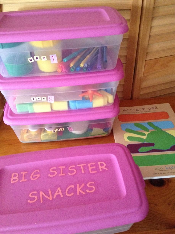 Big Sister boxes