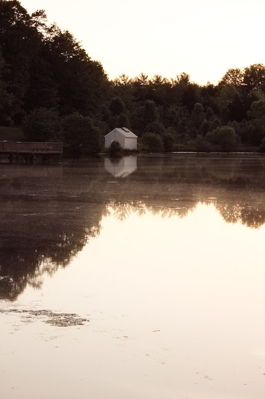 Arbor Lake - Sunset