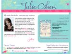 Author Julie Cohen