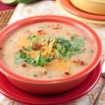 Tex Mex Potato Soup
