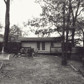 Pop's Cottage - Day 1