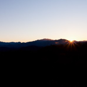 Sunset - Day 2