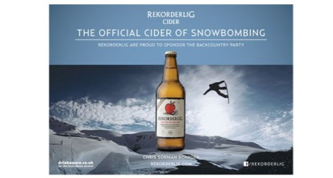 Rekorderlig DPS Magazine Advert