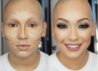 Dress your face