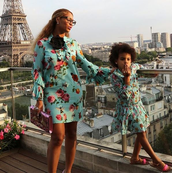 Beyonce and blue 4