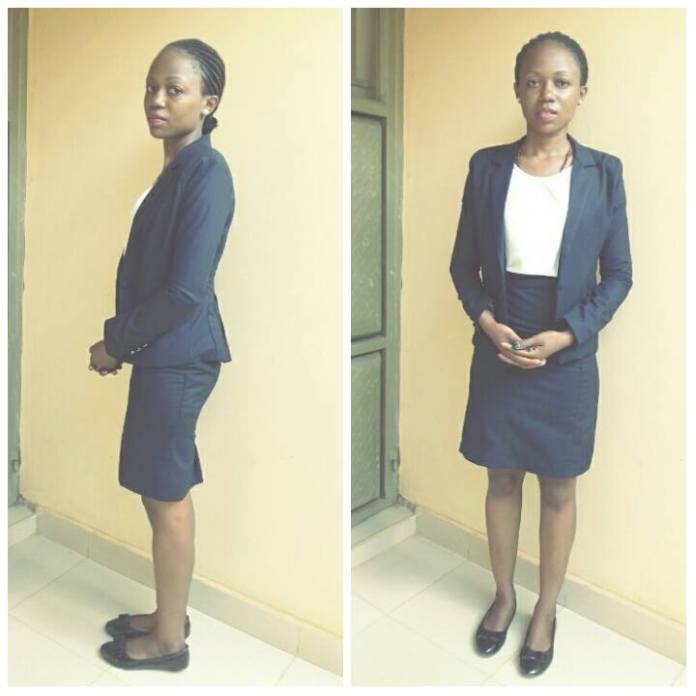 law student barred from class because of her skirt