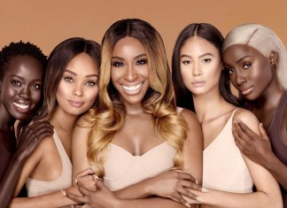 Jackie Aina Born This way Too Faced