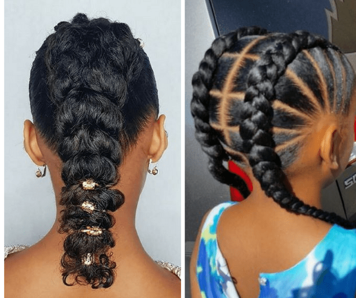 kid-appropriate protective hairstyles
