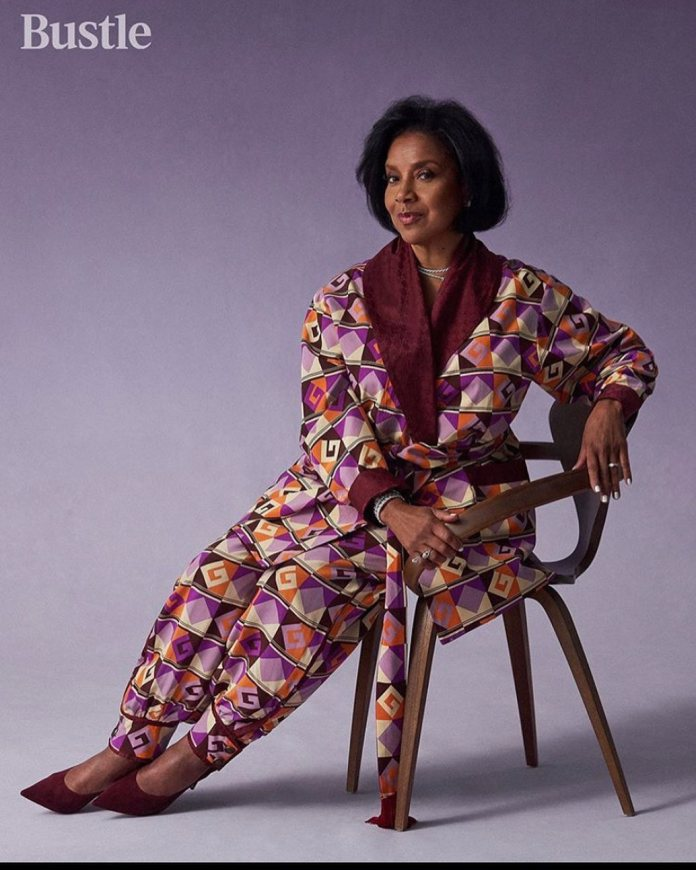 Phylicia Rashad for Bustle