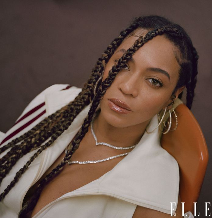 Beyonce Jumbo Knotless braids