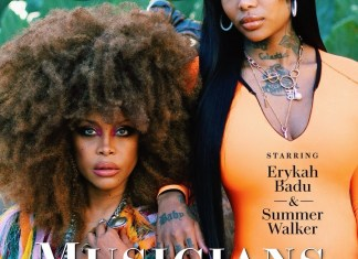 Rolling Stone Summer Walker and Erykah Badu