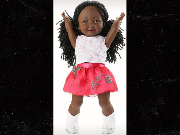 Racist doll pulled from Amazon