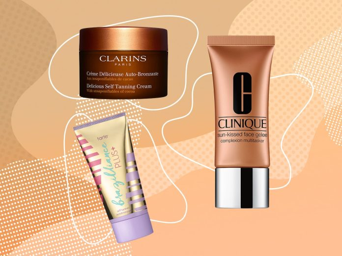 Self Tanners for Scars
