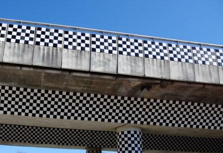 Overpass in Lisbon
