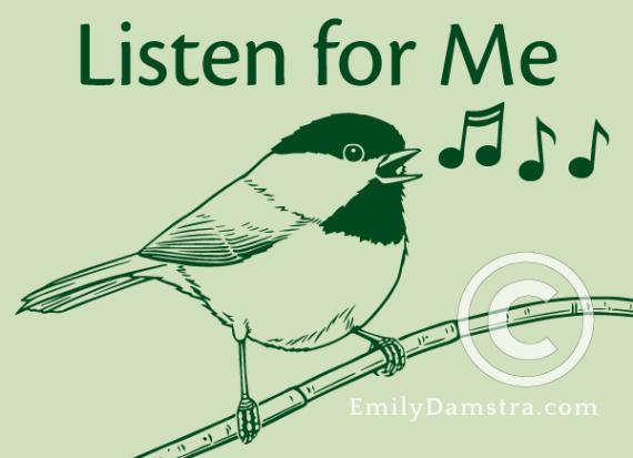 Listen for Me illustration