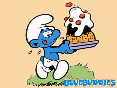 My Favourite Cartoons Smurfs Kungfu Panda Charlie
