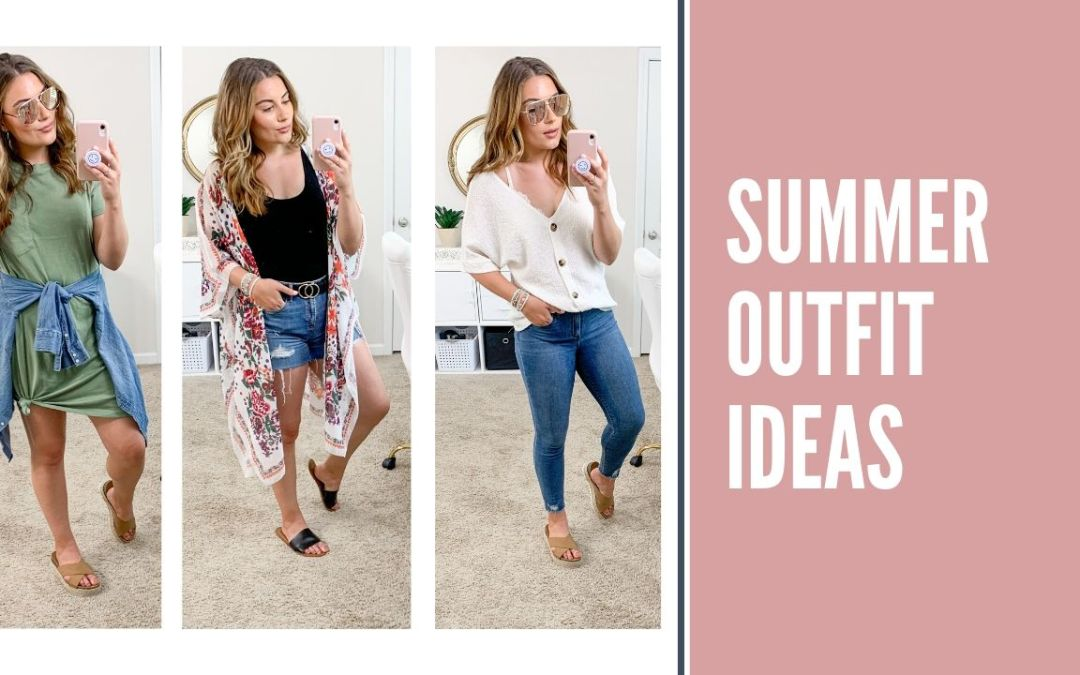 SUMMER OUTFIT IDEAS 2020