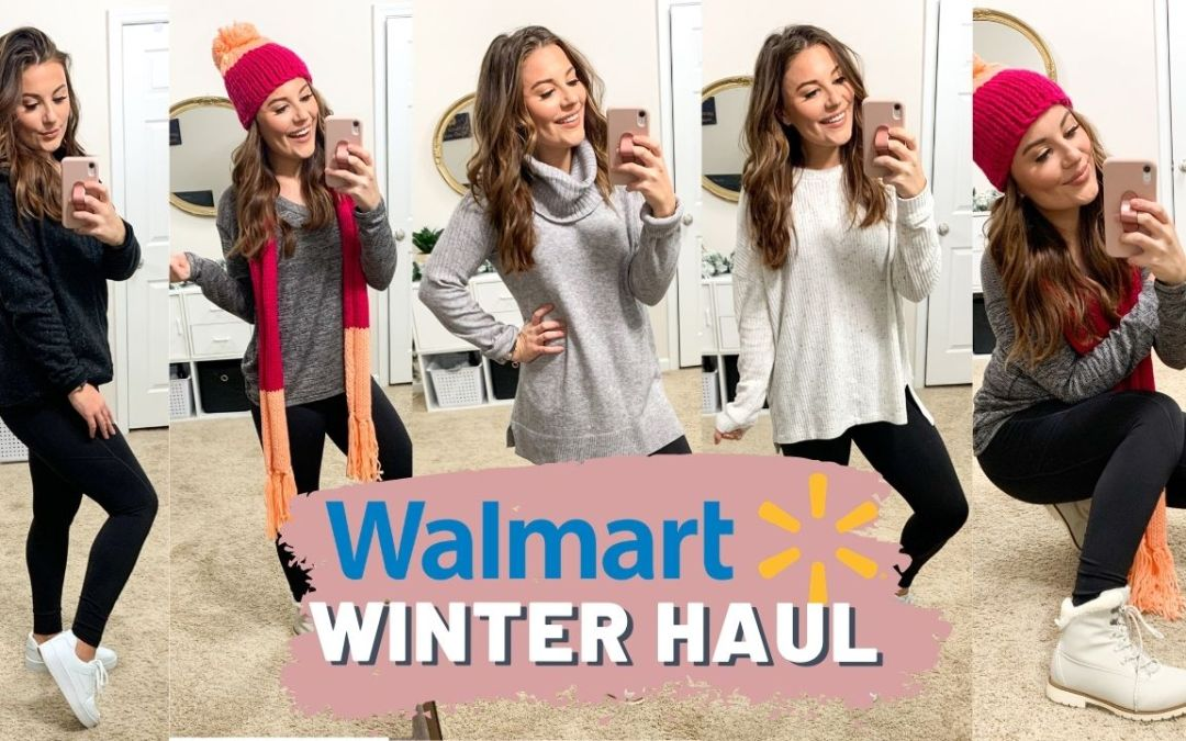 Cozy Winter Walmart Haul