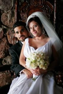 Chistian & Michelle's Wedding, The Castle, Rosarito, Mexico