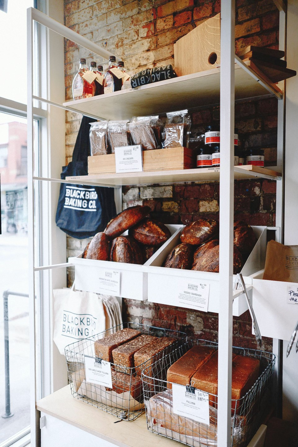 Blackbird Bakery Toronto
