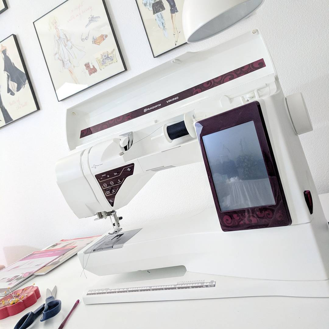 The DESIGNER RUBY  Royale is unlike any sewing andhellip