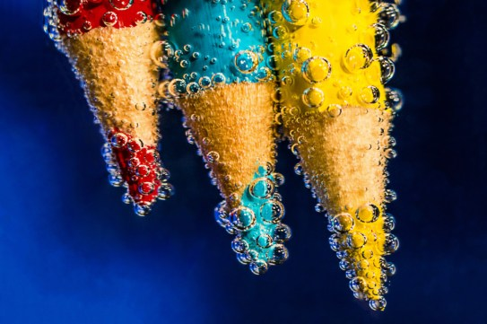 """May 16-This shot won third in a local photography contest themed """"Primary Colors"""""""