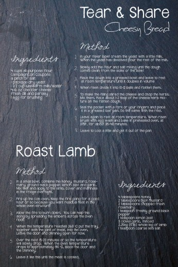 page 2 recipes background 2