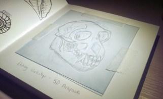 etching plastic