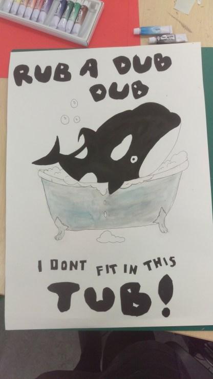 Cruel Captivity Poster
