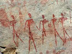 Cave Art from Nambia