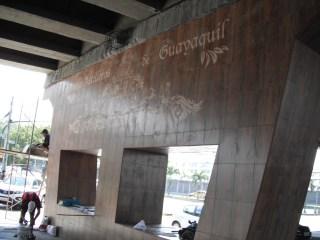 La Tarzana underpass