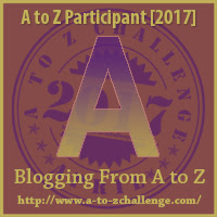2017 A to Z Challenge - A