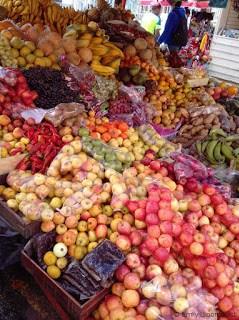 Fruit - Feria Libre Cuenca Ecuador