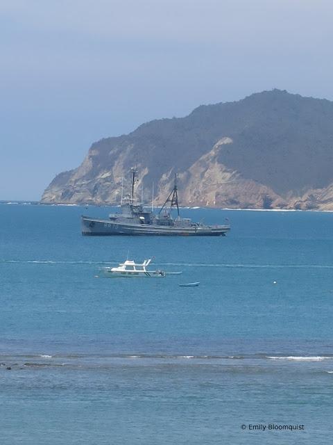 BAE Chimborazo (RA-70) - Formerly USS CHOWANOC