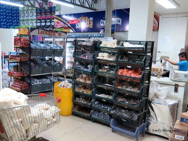 Bulk products at Javico