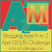 2018 A to Z Challenge - M