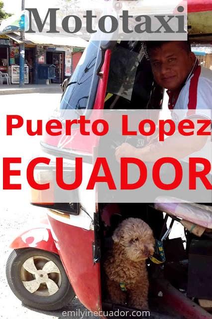 Mototaxi - Puerto Lopez Ecuador - Pinterest