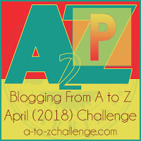 2018 A to Z Challenge - P