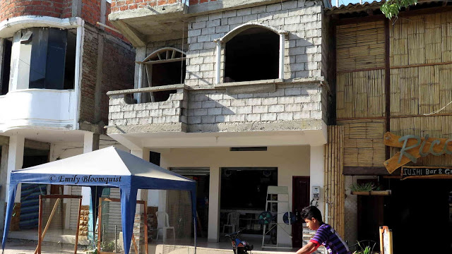 Two years after 7.8 Ecuador earthquake, Puerto Lopez
