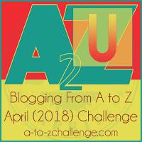2018 A to Z Challenge - U