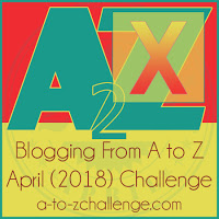 2018 A to Z Challenge - X