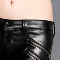 Pleather Pleasure: My Top 5 Leather Leggings
